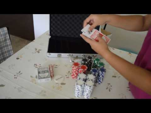 Product review of  MAXAM 309 Pc poker set with Aluminium Case