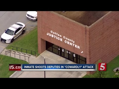 2 Deputies Injured In Shooting At Coffee Co. Courthouse