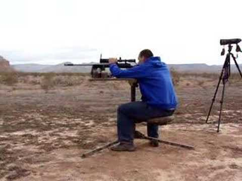 D O A Tactical Portable Shooting Bench In Use Youtube