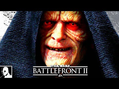 Palpatine im Schneechaos - Star Wars Battlefront 2 Deutsch Multiplayer thumbnail