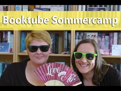 Booktube Sommercamp'19: 10 Bücher, die wir diesen Sommer lesen wollen