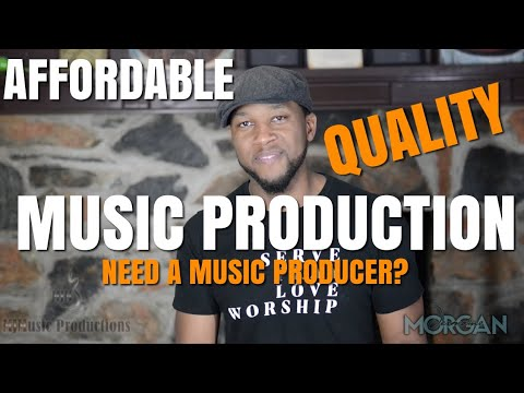 Quality Music Production - Jermaine Morgan