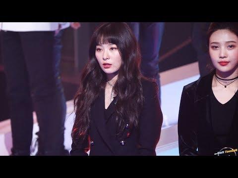 171231 슬기 Seulgi 레드벨벳 Red Velvet 오프닝 Opening @MBC 가요대제전 4K 60P 직캠 By DaftTaengk