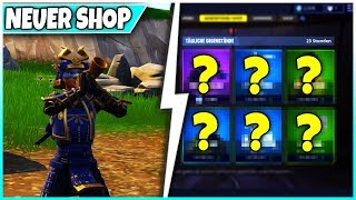 👹 Samurai Skins dans la boutique! 🛒 SHOP of TODAY: Glider, Pickaxe - Fortnite