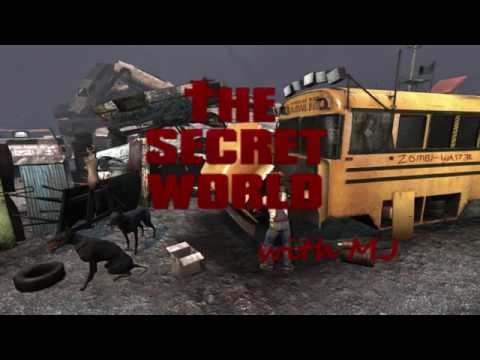 The Secret World with MJ: Aiming for The Unseen achievement