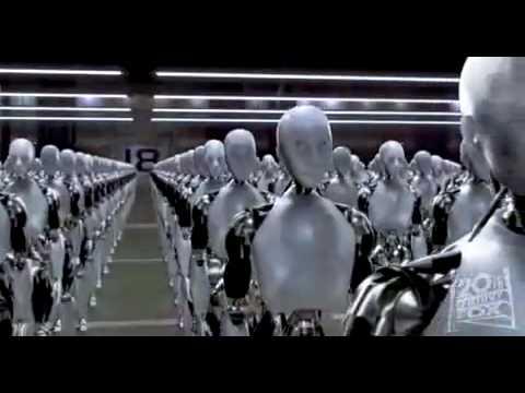 Trailer do filme Eu, Robô