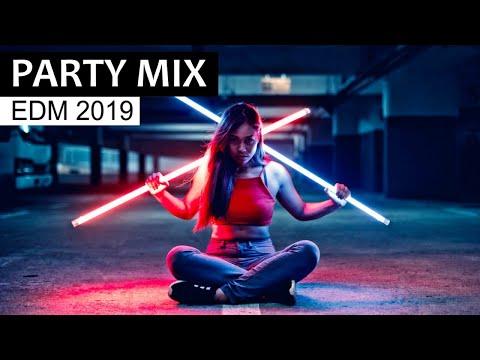 PARTY  MIX 2019 - New EDM & Bigroom Electro House  Mix