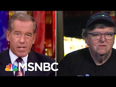 Michael Moore On How To Defeat Trump (Hint: It's Not Being Moderate) | MSNBC