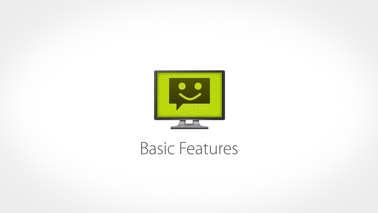 Basic Features - ISL Live Chat