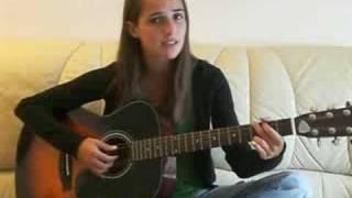 Ana Free sings Ben Harper - Diamonds on the Inside