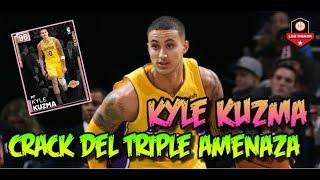 KUZMA Pink Diamond | CRACK del TRIPLE AMENAZA | NBA2k19