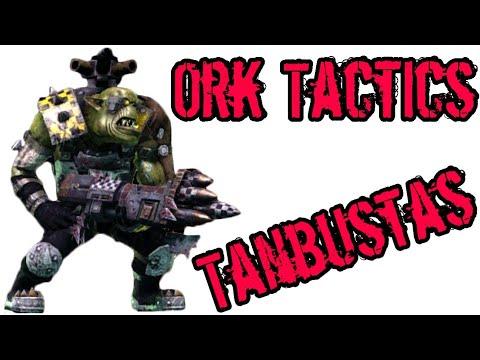 Ork Tactics - Tankbustas