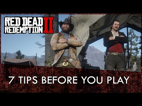 Red Dead Redemption 2: 7 Things You Should Know Before Playing