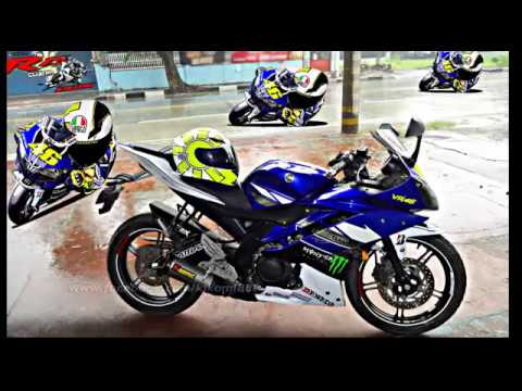 Valentino Rossi Fan Rider Kikomi Yamaha R15, AE86, Trueno Lancer EX GTA Initial D  Philippines