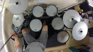 Flames | David Guetta & Sia | Drumtranscription by Dirkjan van Groningen Video