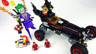 Бетмен против Джокера Готемсити ОПЯТЬ В ОПАСНОСТИ ЛЕГО БЭТМОБИЛЬ 70905 Обзор для детей Set Batmobile