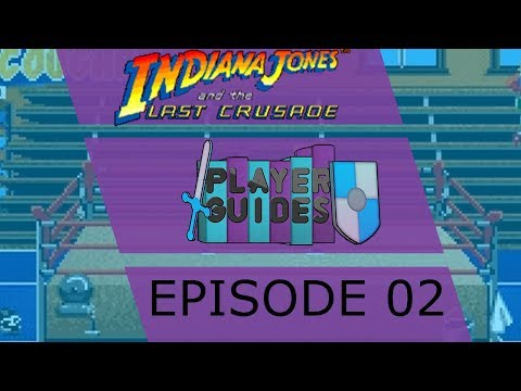 Indiana Jones and the Last Crusade the Graphic Adventure EP 02 - Introductions!