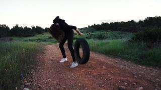 The Piano Guys - Ants Marching/Ode To Joy | Epic Dance Moves with a tire!