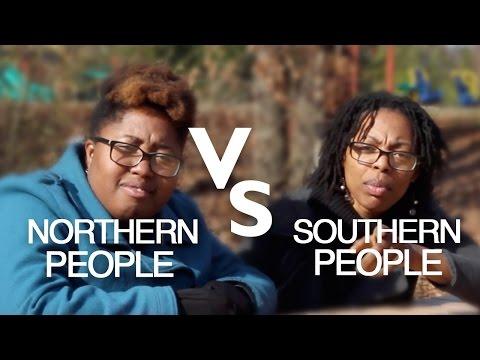 Southern People VS Northern People - PressPlay