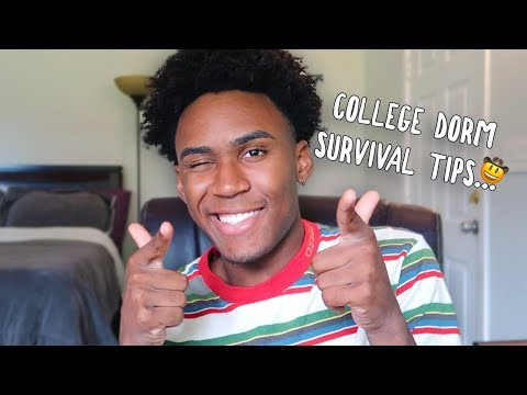 How To Survive In Any College Dorm (drama, Roommates & More)