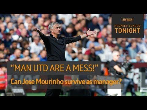 """Man Utd are a mess!"" Rio Ferdinand talks Jose Mourinho's Man Utd future"