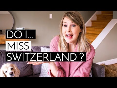 DO I MISS LIVING IN SWITZERLAND?! | VICI LOVES