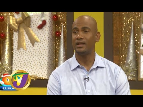TVJ Smile Jamaica: 10 minutes to your health | Dr. Alfred Dawes - December 12 2019 thumbnail