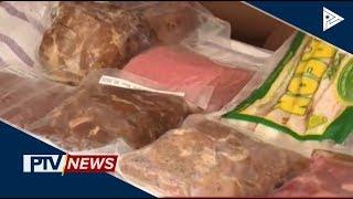 Ban sa pagpasok ng processed meat products galing Luzon, pinaalis na