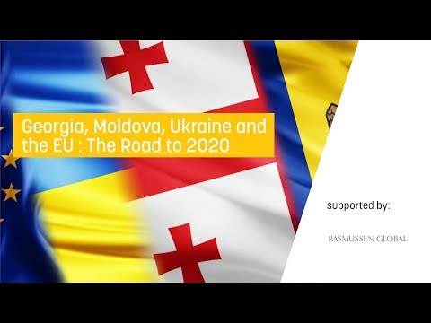 Georgia, Moldova, Ukraine and the EU : The Road to 2020