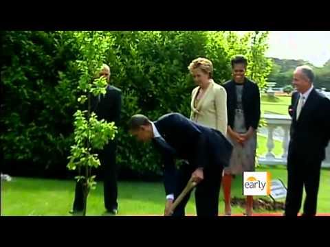 Obama visits Ireland, an ancestral homeland of his