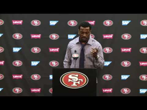 Patrick Willis Retirement Press Conference