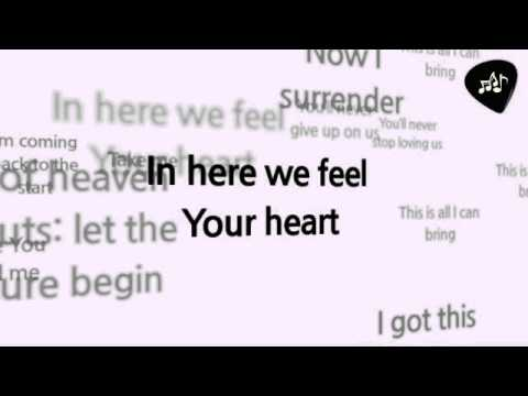 God S Great Dance Floor Chris Tomlin Cover By Hamanasha