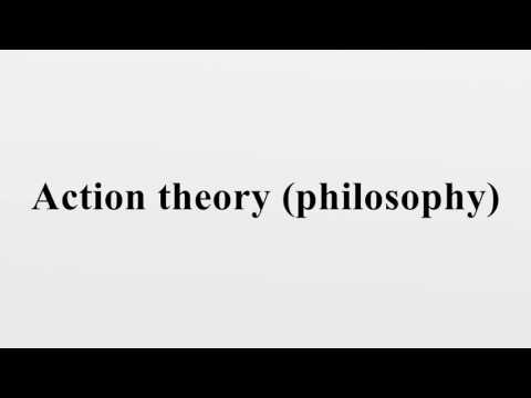 Action theory (philosophy)