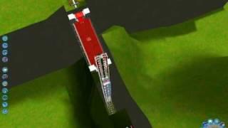 How a tilt coaster works