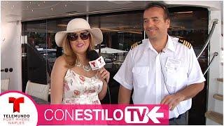 Yachts Miami Beach - Boat Show - Con Estilo TV