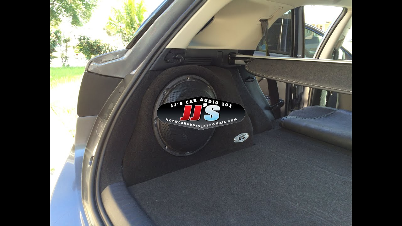 Lexus ct200h custom sub boxes for sale on eBay or local ...