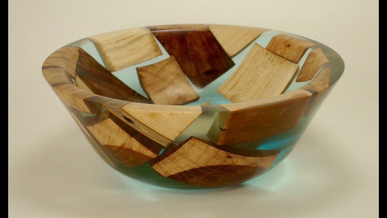 Wood Resin Blanks Diy Youtube
