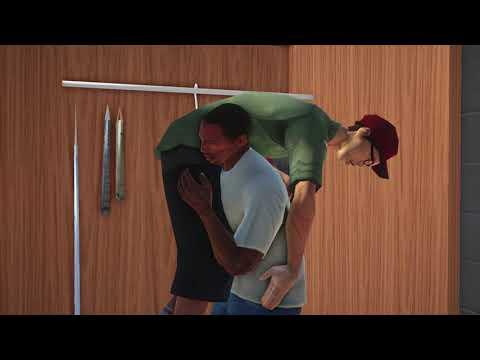 GTA San Andreas - Supply Lines... (V Graphics)