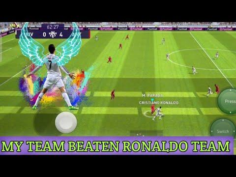 Pes 2021 Gameplay Antwerp Vs Juventus Ronaldo Team Beaten Very Badly Clean Sweap 🔥🔥🔥 Best Moments |
