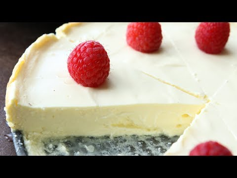 Easy Cheesecake Recipe | How To Make a Healthy Low Carb Cheesecake at Home