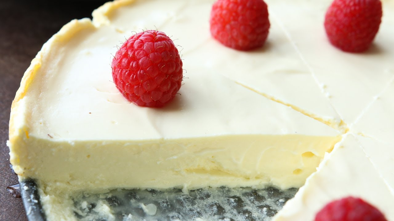 how to make healthy cheese cake