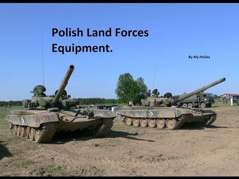 Polish Land Forces Equipment!