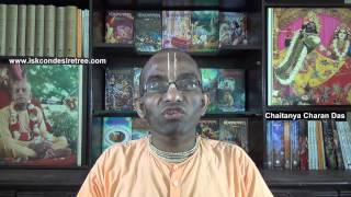 Essence of Gita 3 - Devotion connects us vertically and horizontally