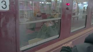 EL REIWA2  2020-01-26秩父鉄道  熊谷駅