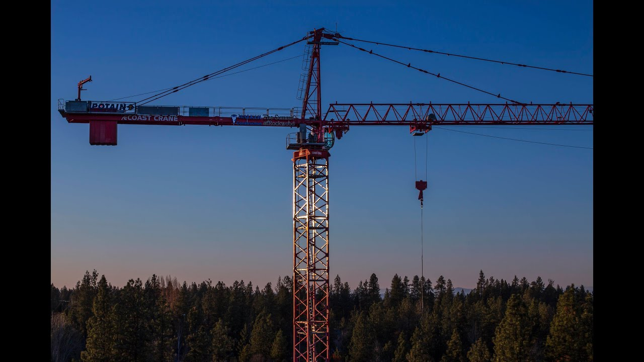 Walker Construction -- The Tower Crane Operator