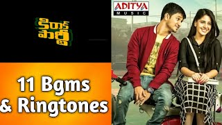 Kirrak Party Bgms|Kirak Party Bgm|11 Bgms|Nikhil