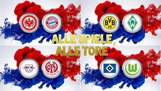 FIFA 18 : Bundesliga 2017/18 :  ALLE SPIELE, ALLE TORE: DER SAMSTAG