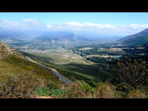 Franschhoek Pass (R45) Part 2 - 2016 - Mountain Passes of South Africa