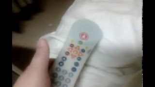 Hospital Call Bell/TV Remote