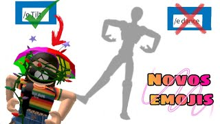 New emotes at Roblox!!! 😱 how to get?!